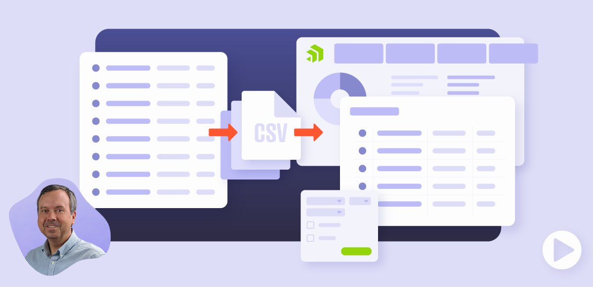 importing data to sitefinity with csv file